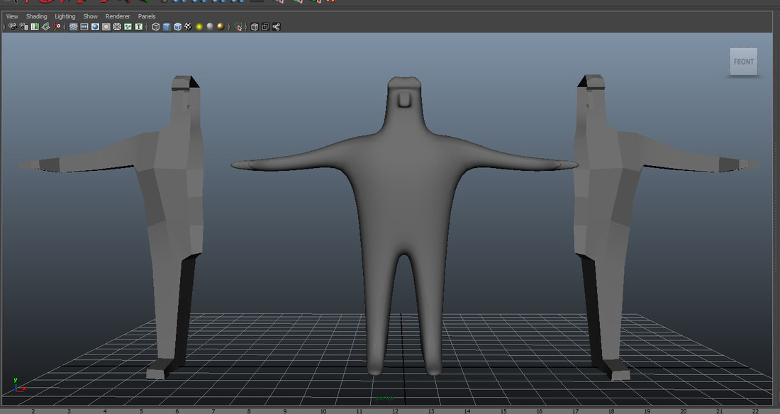 IE: Maya and Zbrush - Welcome to my Animation Blog